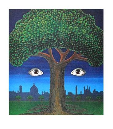 Silvia Quandt Die Augen der Nacht