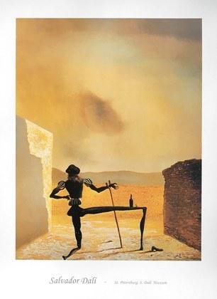 Salvador Dali Der Geist von Vermeer, 1934