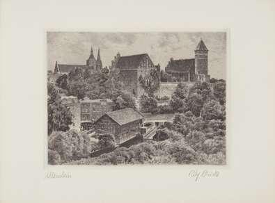 Bruck Allenstein Schloss