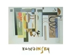 Wassily Kandinsky Zwei gruene Punkte