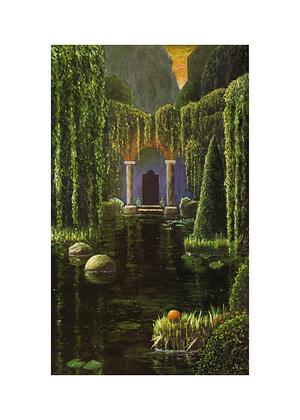 Andreas Scholz Garten der Koenigstochter