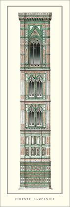 Giotto Di Bondone Florenz, Campanile