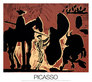 Picasso pablo le toreador medium