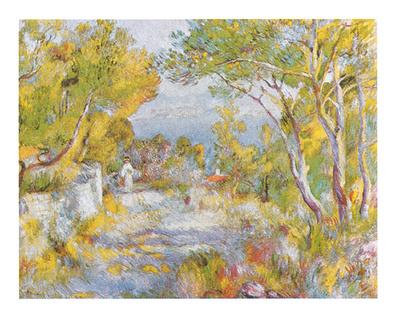 Pierre Auguste Renoir L estaque