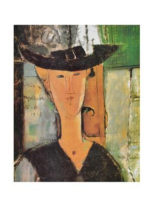 Amedeo Modigliani Madame Pompadour