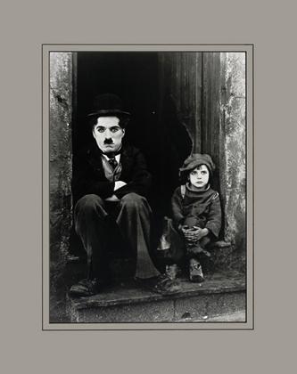 Sam Shaw Charles Chaplin III