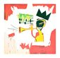 Basquiat jean michel trumpet 1984 medium