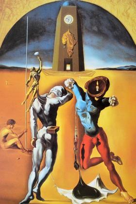 Salvador Dali Die Poesie Amerikas
