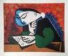 Pablo Picasso Lesendes Maedchen