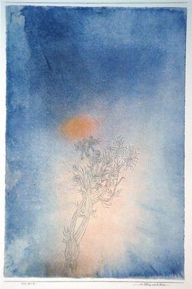 Paul Klee Die Pflanze und ihr Feind