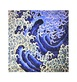 Katsushika Hokusai Masculine Wave