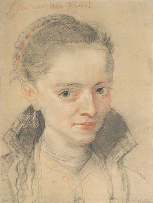 Peter Paul Rubens Portrait der Susanna Fourment