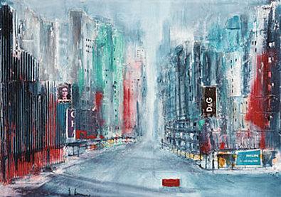 Bernd Klimmer Times Square