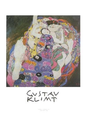 Gustav Klimt Jungfrau (1913)