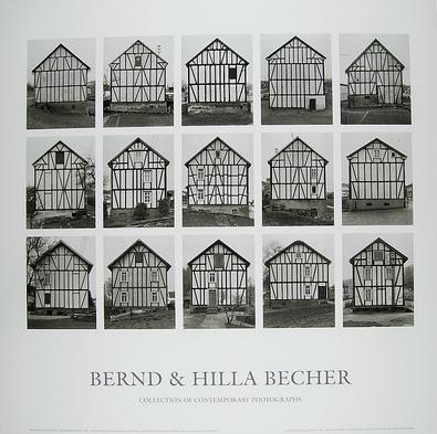 Bernd und Hilla Becher Fachwerkhaeuser