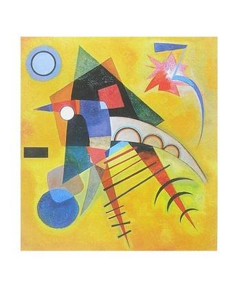 Wassily Kandinsky Weisser Punkt