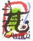 Joan Miro Affiche Lithographie