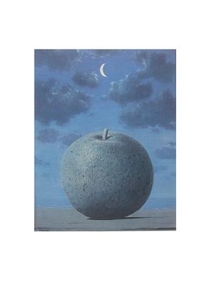 Rene Magritte Reiseerinnerung