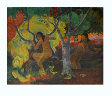 Paul Gauguin Badende Maedchen