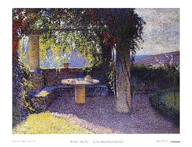 Henri Martin 2er Set 'Arbor View' + 'Arbor by the Sea'