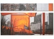 Christo the gates xix  unsigniert  medium