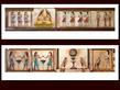 Noordhuis jan eelse 2er set symbols of egypt i ii medium