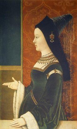Maler Maria von Burgund