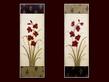 Regina-Andrew Design 2er Set 'Kimono Orchid - Crimson' + 'Kimono Orchid - Plum'