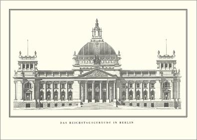 Berlin Reichstagsgebaeude