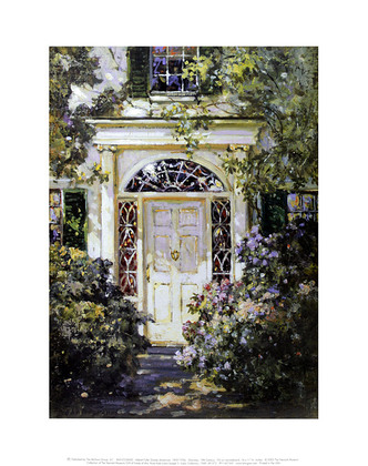 Abbott Fuller Graves Doorway, 19th Century