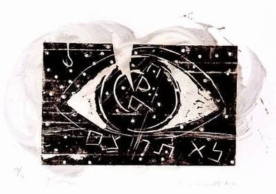Felix Droese Das umgewandte Auge (1996)