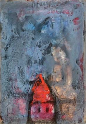 Armin Mueller Stahl Das rote Haus