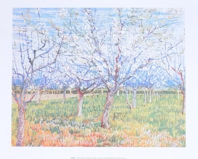 Vincent van Gogh Le Verger