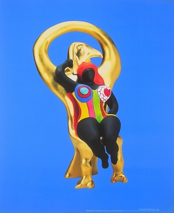 Niki de Saint Phalle Horus et sa grace