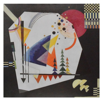 Wassily Kandinsky Drei Klaenge, 1926