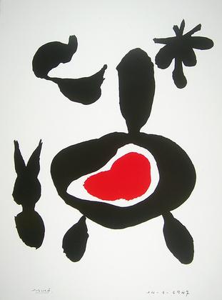 Joan Miro Studie