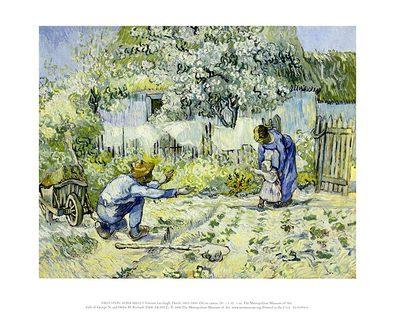 Vincent van Gogh First Steps