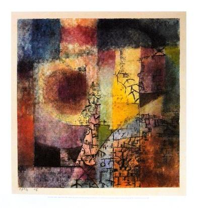Paul Klee Ohne Titel, 1914