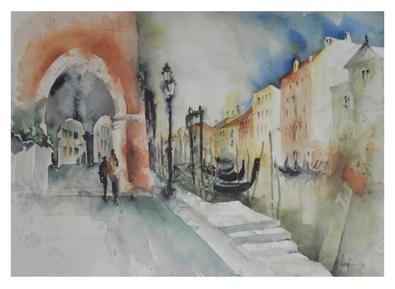E. Hofmann Venedig
