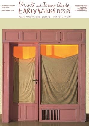 Christo Purple Store Front (1964)