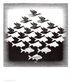 Escher m c  luft und wasser 8 medium