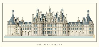Chambord Schloss Chambord