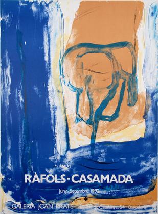 Alberto Rafols Casamada Galerie Joan Prats
