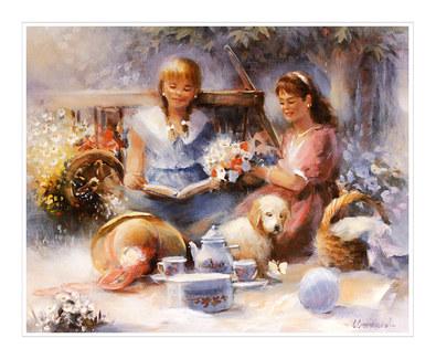 Gerry Groeneveld Tea Time