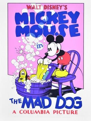 Walt Disney The Mad Dog