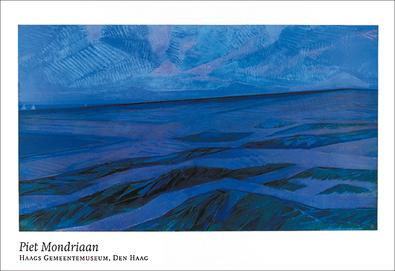 Piet Mondrian Duinlanschap