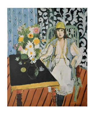 Henri Matisse Der schwarze Tisch