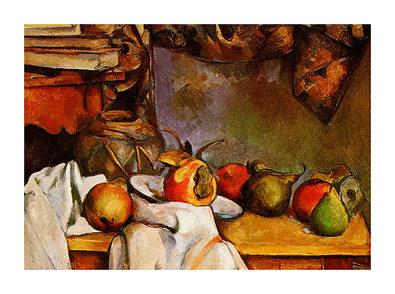Paul Cezanne Obst, 1900
