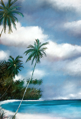 Billy Arvidson The Palms Point