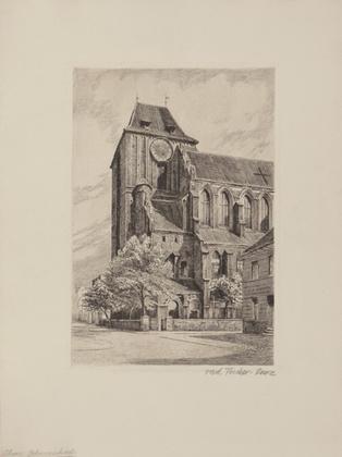 Fischer-Lenz Thorn Johanniskirche